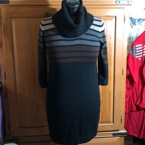 NWOT CONNECTED APPAREL SIZE PMED SWEATER DRESS